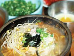 Sopa de germinados